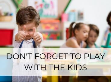 DAYCARE KIDS PLAY
