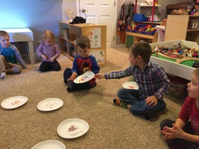 table manners game for kids