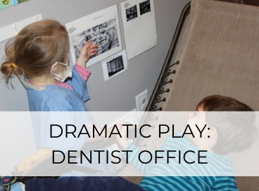 DRAMATIC PLAY DENTIST OFFICE