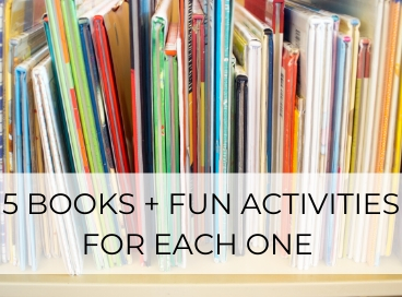 BOOKS PLUS ACTIVITIES FOR PRESCHOOLERS