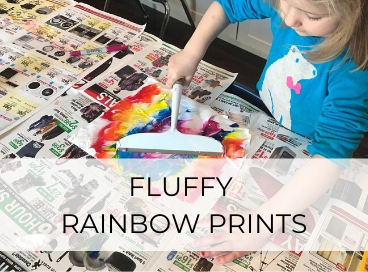 FLUFFY RAINBOW PRINTS