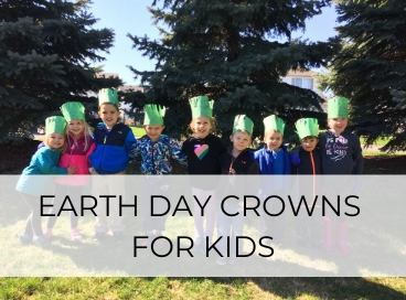 EARTH DAY CROWNS
