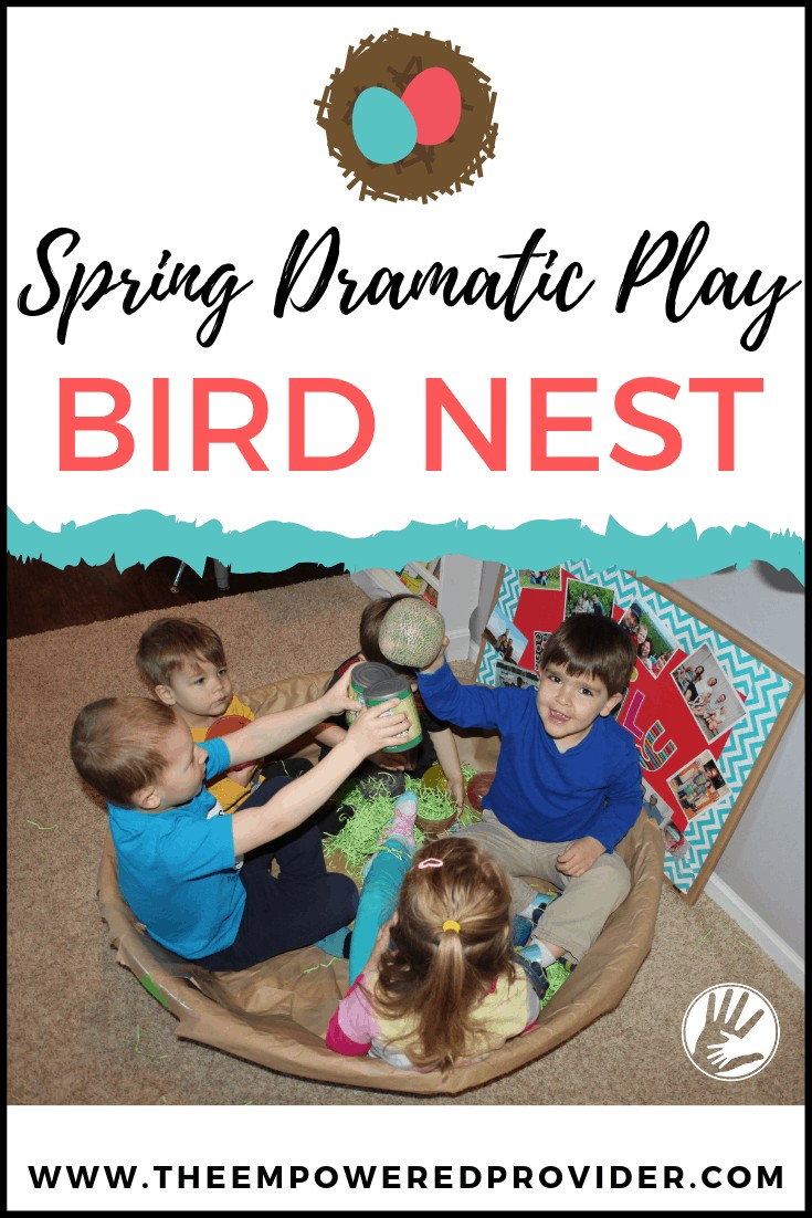 spring dramatic play