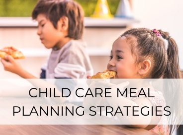 DAYCARE MEAL PLANNING