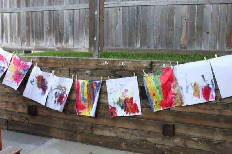 displaying-easy-paint-activities-for-preschoolers