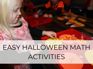 easy halloween math activities for preschool