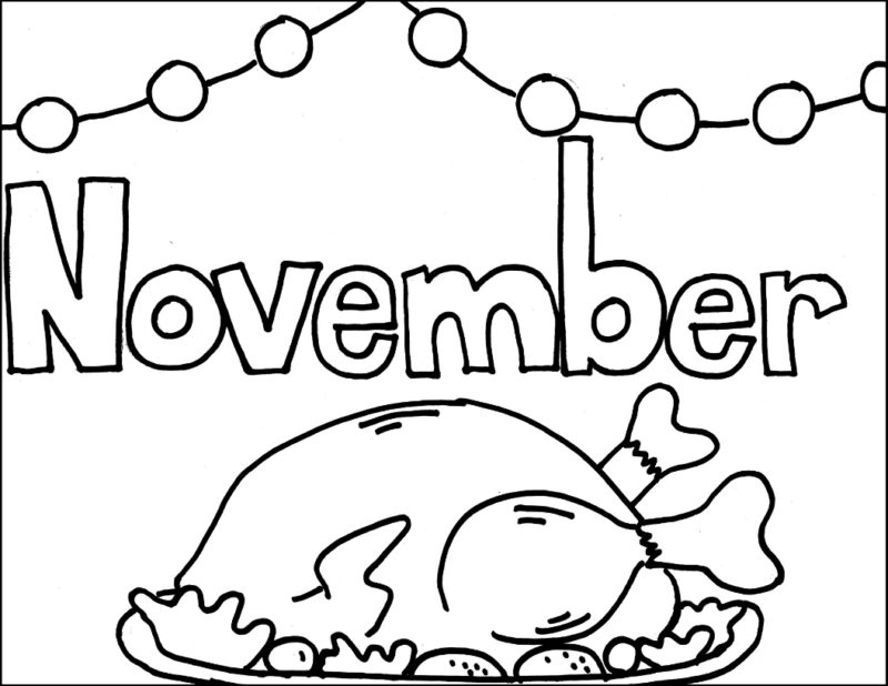 Months of the year coloring pages | Preschool coloring pages ... | 618x800