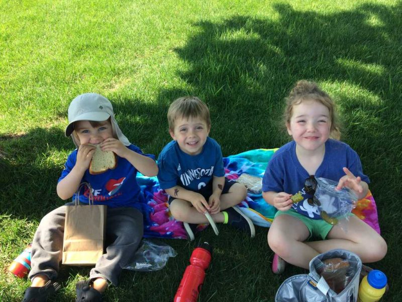 daycare lunch menu ideas outdoor picnic for kids